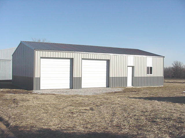 Wheeler metal pole barn kits metal building prices for Garage building cost
