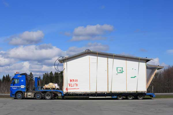 Office trailer